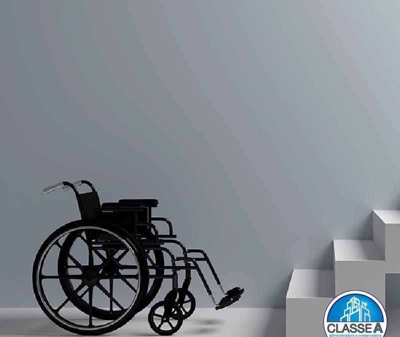 Como tratar a questão da acessibilidade em condomínios