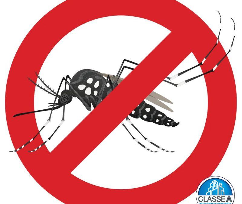 Síndico profissional no combate ao mosquito da dengue