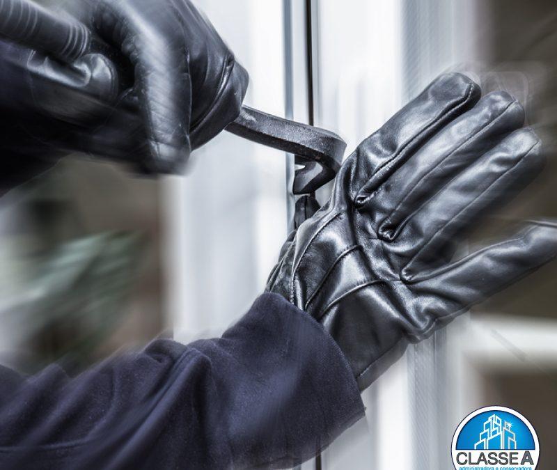 Administração de condomínios – furto e roubo no condomínio