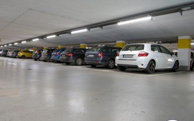 Vaga de garagem em condomínio – Administração de condomínios